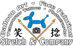 Stretch & Company - Balloon Art, Face Painting, Photography and more.